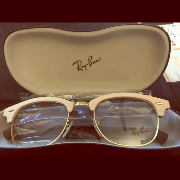 8cf248b239a ... sweden ray ban woodies iconic clubmaster eyeglass frames 3884d 432f4